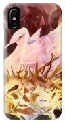 Fractured Fowl IPhone Case