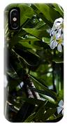 Fragrant Clusters IPhone Case