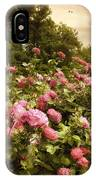 Fragrant Fields IPhone Case
