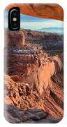 Framed Canyon IPhone Case
