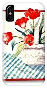 Framed Tulips IPhone Case