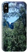 Framing A Waterfall IPhone Case