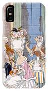 France In The 18th Century IPhone Case