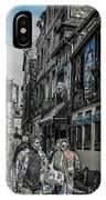 France Street IPhone Case