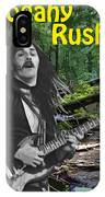 Frank In The Woods 2 IPhone Case