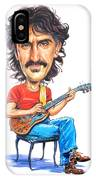 Frank Zappa IPhone X Case