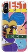 Frank Zappa Orchestral Favorites IPhone Case
