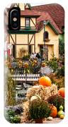 Frankenmuth Fall IPhone Case