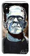 Frankenstein Boris Karloff IPhone Case