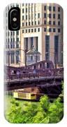 Franklin Street Bridge IPhone Case