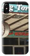 Fran's Restaurant  Toronto Diner Icon IPhone Case