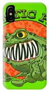 Frantic Frog IPhone Case