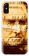 Franz Liszt IPhone Case