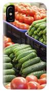Frash Fruit And Vegetables IPhone Case