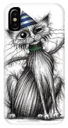 Fred The Cat IPhone Case