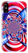 Freedom Abstract  IPhone Case