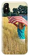 Freedom Field IPhone Case