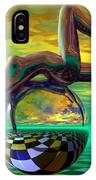 Freedom Of Expression IPhone Case