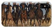 Freedom Riders IPhone X Case