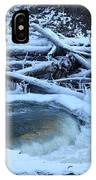 Freezing Dam IPhone Case