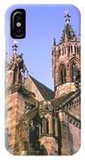 Freiburg Gothic  IPhone Case