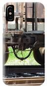 Freight Train Wheels 13 IPhone Case