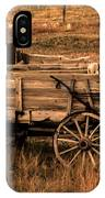 Freight Wagon IPhone Case