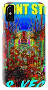 Fremont Street Poster Work C IPhone Case