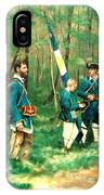 French And Indian War IPhone Case
