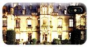 French Chateau 1955 IPhone Case