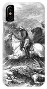 French Expedition General Mirandol IPhone Case