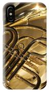 French Horn I IPhone Case