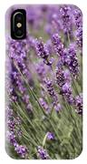 French Lavender IPhone Case
