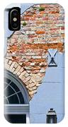 French Quarter Architecture IPhone Case