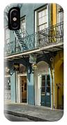 French Quarter Art And Artistry IPhone Case