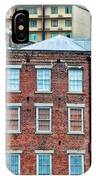 French Quarter Facades New Orleans IPhone Case