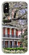 French Quarter Spring IPhone Case