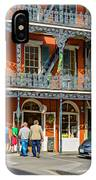 French Quarter Wandering 3 IPhone Case