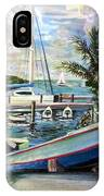 Frenchtown IPhone Case
