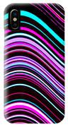 Frequencies 1 IPhone Case