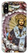 Fresco From Rila Monastery  IPhone Case