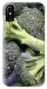 Fresh Broccoli IPhone Case