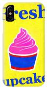 Fresh Cupcakes IPhone Case