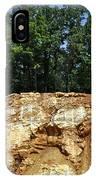 Fresh Cut Mountain IPhone Case