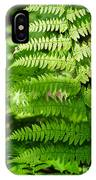 Fresh Fern - Featured 2 IPhone Case