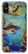 Fresh Fish IPhone Case