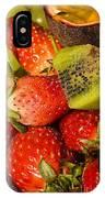 Fresh Fruit Salad IPhone Case