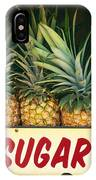Fresh Sugar Cane IPhone Case