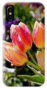 Fresh Tulips IPhone Case