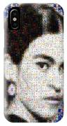 Frida Kahlo Mosaic IPhone Case